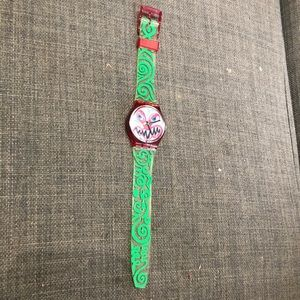 Swatch monster time
